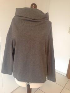 Pullover aus dem Oktoberheft von Burda